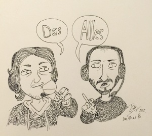 Das Alles Podcast-Logo